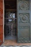 Magnificent doors  Stock Images