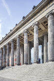 Magnificent Exterior of the Altes Museum royalty free stock images