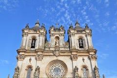 The magnificent facade Royalty Free Stock Photos