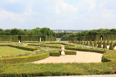 The magnificent gardens Stock Photo