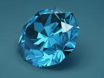 Magnificent gift brilliants. Diamonds female jeweller ornaments Stock Photo