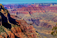 The Magnificent Grand Canyon in Arizona Stock Image
