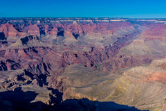 The Magnificent Grand Canyon in Arizona Royalty Free Stock Image