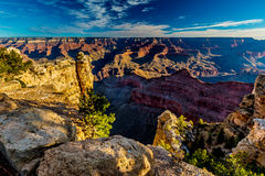 The Magnificent Grand Canyon in Arizona Stock Photography