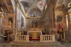 Magnificent interior. Stock Image