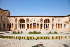 The Magnificent Khan-e Tabatabei historic house Stock Photo