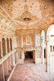 The Magnificent Khan-e Tabatabei historic house Royalty Free Stock Images