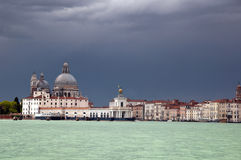Magnificent light in Venice Stock Images