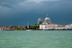 Magnificent light in Venice Royalty Free Stock Photography