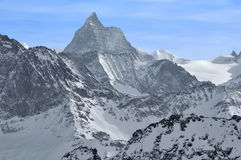 The magnificent matterhorn Royalty Free Stock Photos