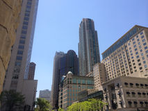 Magnificent Mile Σικάγο στοκ εικόνες