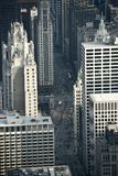 The Magnificent Mile Royalty Free Stock Images