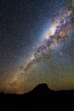 Magnificent Milky way Stock Image