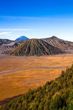 Magnificent Mountain in Indonesia Stock Image