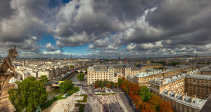 Magnificent Paris Stock Photo