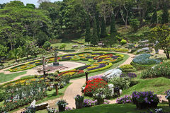Magnificent park in Thailand Stock Photography