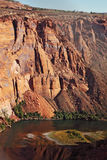 The magnificent river Colorado Royalty Free Stock Images