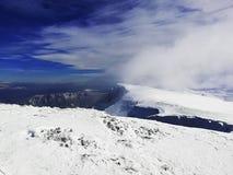Magnificent Suva mountain-Trem royalty free stock photo