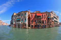 Magnificent Venetian palace Royalty Free Stock Photo