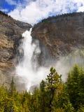 Magnificent Waterfalls, Falls, British Columbia Royalty Free Stock Images