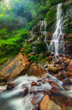 Magnificient Kanchenjunga falls Stock Photos