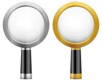 Magnifier ελεύθερη απεικόνιση δικαιώματος