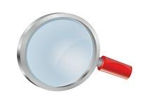 Magnifier Στοκ Εικόνες