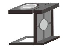 magnifier Στοκ εικόνα με δικαίωμα ελεύθερης χρήσης