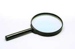 magnifier Fotografie Stock Libere da Diritti