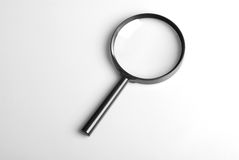 Magnifier Stock Photography