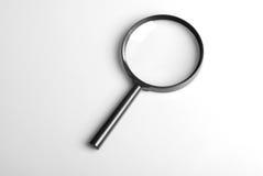 Magnifier fotografia de stock