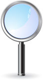 Magnifier vector illustration Stock Photo