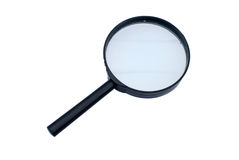 Magnifier Royalty Free Stock Photos