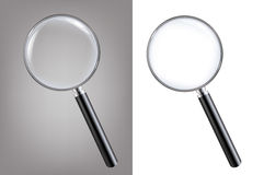 Magnifiers Set Stock Image