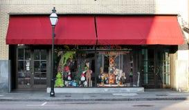 Magnifilous Toy Emporium, King Street, Charleston, SC. Royalty Free Stock Photos