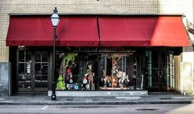 Magnifilous Toy Emporium, King Street, Charleston, SC. Stock Photos