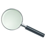 Magnifying glass | 01 Royalty Free Stock Images