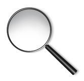 Magnifying glass Stock Image