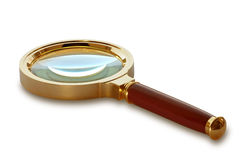Magnifying glass. Stock Image