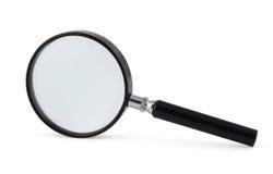 Magnifying glass Stock Photos