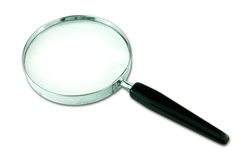 Free Magnifying Glass Royalty Free Stock Image - 19104516