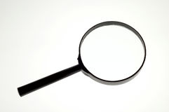 Free Magnifying Glass Royalty Free Stock Photos - 2060868