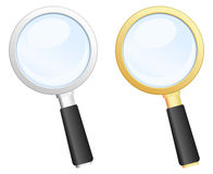 Free Magnifying Glass Royalty Free Stock Photography - 22563307