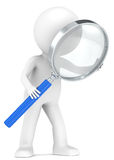 Magnifying Glass. vector illustration