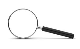 Free Magnifying Glass Royalty Free Stock Photography - 44946587