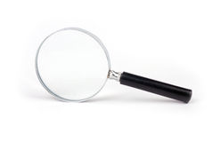 Magnifying Glass. On white background,with path Stock Photography