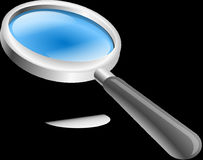 Magnifying Glass, Hand Glass Royalty Free Stock Photo