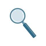 Magnifying Glass Icon Stock Photos
