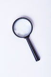 Magnifying glass isolated. Stock Photography