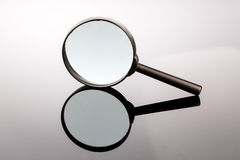 A magnifying glass Royalty Free Stock Image